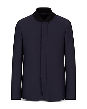 Armani - Slim Fit Textured Jacket