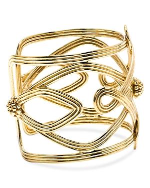 Monique Compass Cuff Bracelet