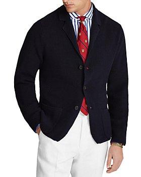 Polo Ralph Lauren - Ribbed Blazer Look Cardigan