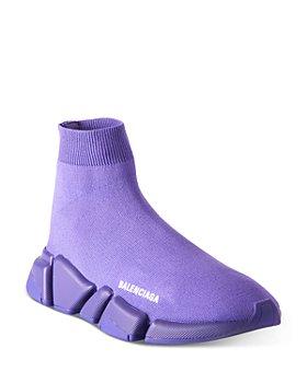 Balenciaga - Women's Speed 2.0 Knit High Top Sock Sneakers