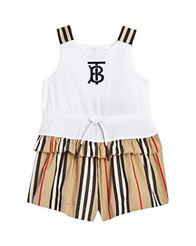 Burberry - Unisex Rhonda Icon Strip Romper - Baby