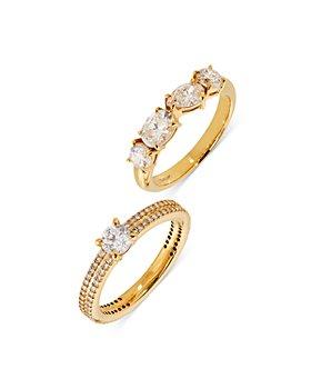 Nadri - Colette Rings, Set of 2