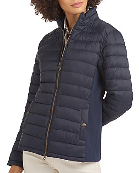 Barbour - Ashridge Quilted Puffer Coat
