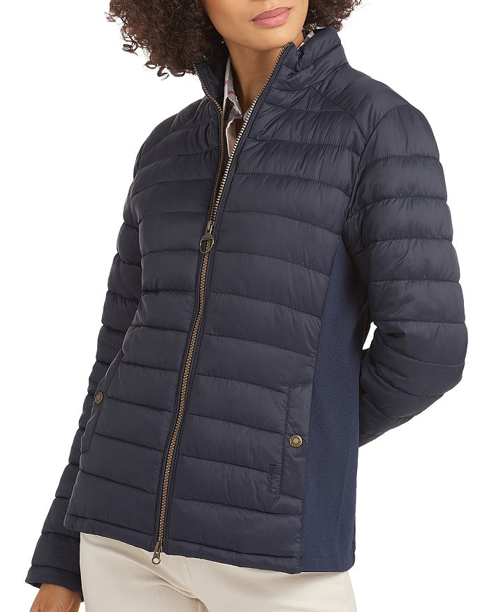 Barbour Jackets ASHRIDGE QUILTED PUFFER COAT