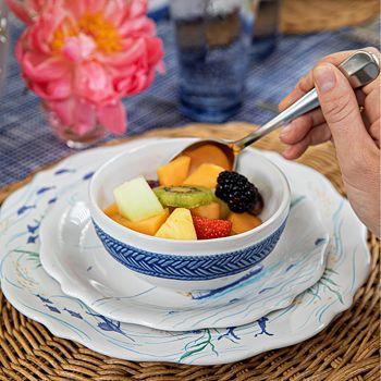 Juliska - Le Panier Delft Blue Berry Bowl