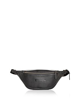 COACH - League Leather Belt Bag