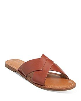 Jack Rogers - Women's Sloane Slotted Crossover Slide Sandals