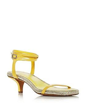 3.1 Phillip Lim - Women's Yasmine Kitten Heel Sandals