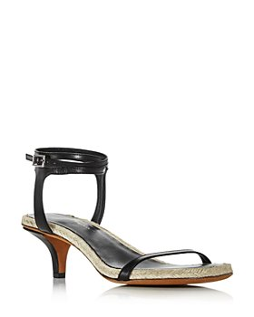 3.1 Phillip Lim - Women's Yasmine Kitten Heel Sandals