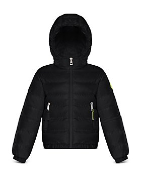 Moncler - Unisex Antipas Hooded Down Jacket - Big Kid