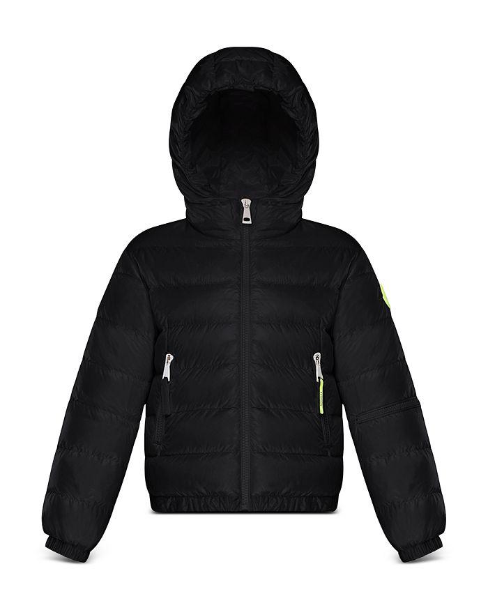 Moncler - Unisex Antipas Hooded Down Jacket - Big Kid