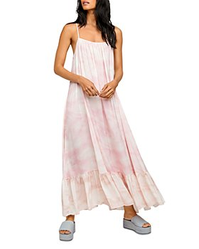 Free People - Full On Maxi Slip Dress