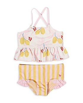 Pink Chicken - Girls' Baby Joy Printed Tankini Swimsuit - Baby