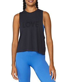 Spiritual Gangster - Love Active Flow Top