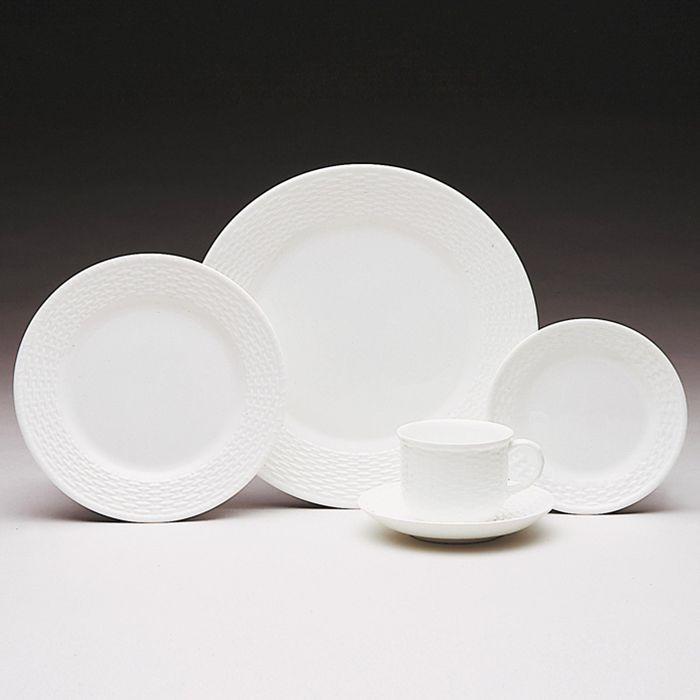 Wedgwood - Nantucket Basket Salad Plate
