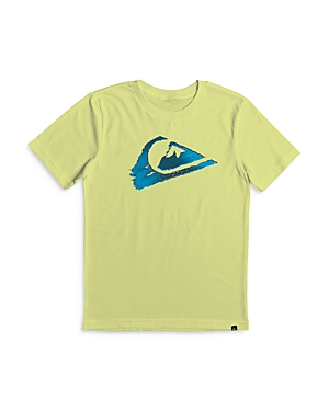 Quiksilver BOYS' YOUNG MOUNTAIN TEE - LITTLE KID