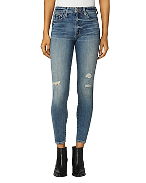 Joe's Jeans The Charlie Skinny Ankle Jeans in Ardent