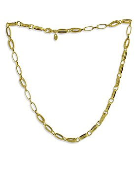 "Bloomingdale's - Mixed Chain Link Necklace in 14K Yellow Gold, 18"" - 100% Exclusive"