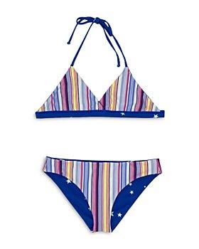 Splendid - Girls' Twinkle Reversible Two Piece Swimsuit - Big Kid