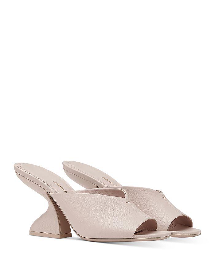 Salvatore Ferragamo - Women's Slip On High Heel Sandals