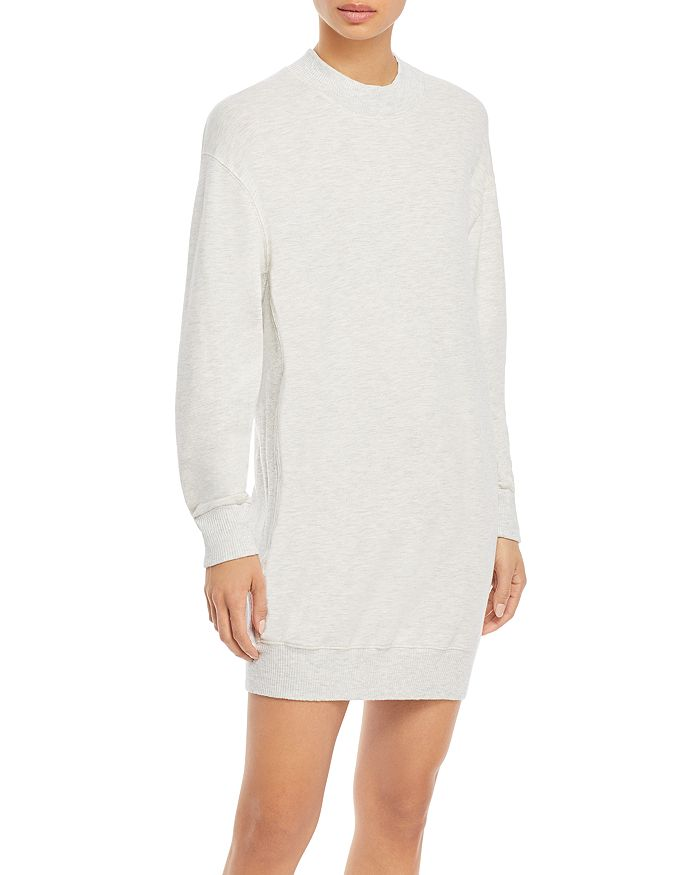 MONROW Midi dresses SWEATSHIRT DRESS