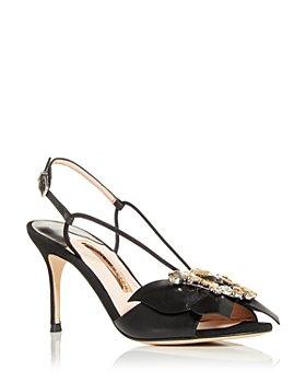 Sophia Webster - Women's Margaux Embellished Slingback High Heel Sandals