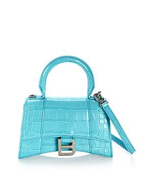 Balenciaga - Hourglass XS Top Handle Bag