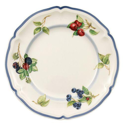 "Villeroy & Boch - ""Cottage Inn"" Assorted Bread & Butter Plates"