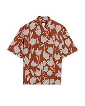 Sandro - Tulip Print Shirt