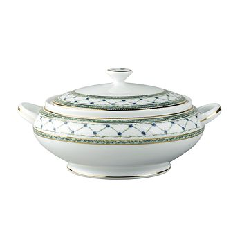 """Raynaud - """"Allee Royal"""" Covered Vegetable Bowl"""