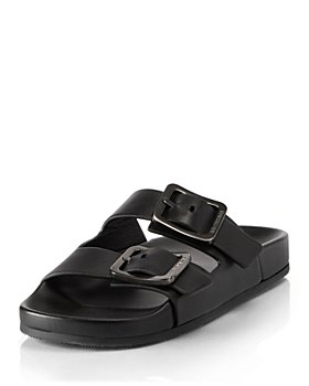 Balenciaga - Women's Mallorca Buckle Slide Sandals