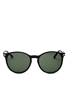 Persol - Unisex Round Sunglasses, 53mm