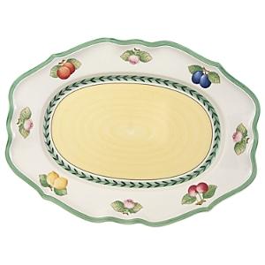 Villeroy & Boch French Garden Fleurence Platter, 17.25