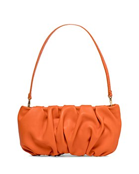 STAUD - Bean Small Leather Handbag