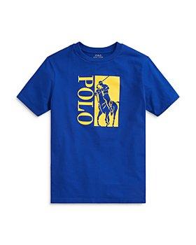 Ralph Lauren - Boys' Graphic Logo Tee - Big Kid