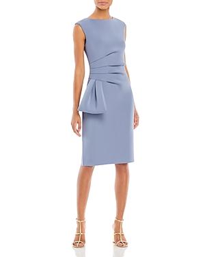 Side Ruffle Sleeveless Dress