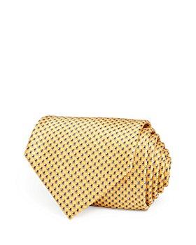 Ermenegildo Zegna - Micro Floret Silk Classic Tie