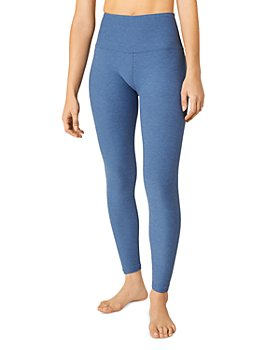 Beyond Yoga - High-Waist Midi Space-Dye Leggings