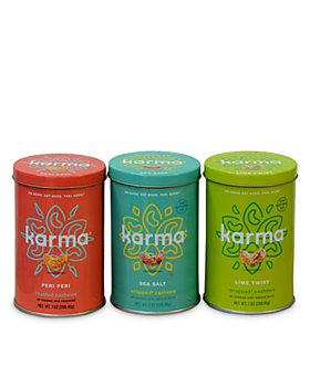 Karma Nuts - Savory Cashew Collection - 100% Exclusive