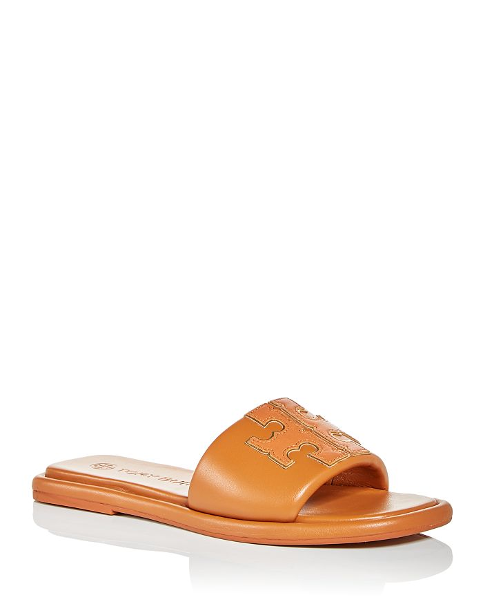 Tory Burch - Women's Double T Sport Slide Sandals