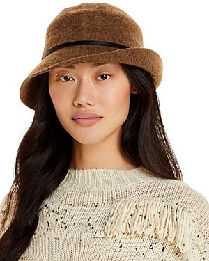 August Hat Company Melton Cloche Hat