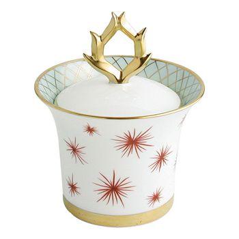 Bernardaud - Etoiles Sugar Bowl