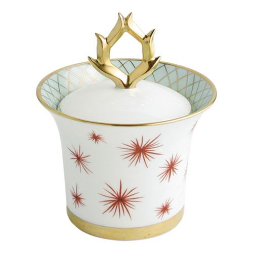 Bernardaud - Etoiles Sugar Bowl