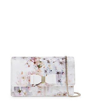 Ted Baker - Vanilla Bow Small Evening Bag