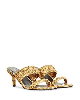 Cult Gaia - Women's Kal Slip On Sandals