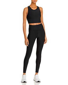 AQUA - Black Star Sports Bra & Leggings - 100% Exclusive