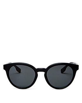 Burberry - Women's Round Sunglasses, 52mm