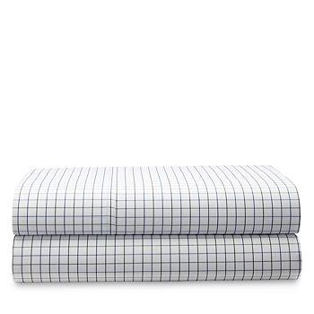 Ralph Lauren - Organic Tattersall Fitted Sheet, King