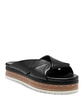 VINCE CAMUTO - Women's Rareden Slip On Sandals