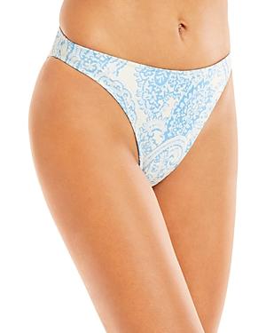 Palmero Printed Bikini Bottom